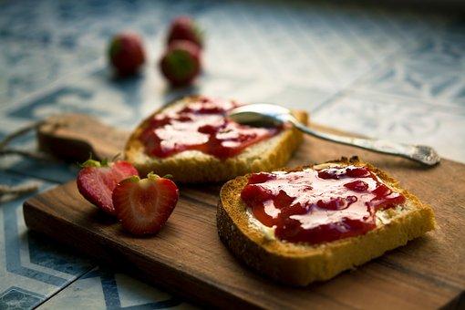 jordbaer-marmelade-pixa